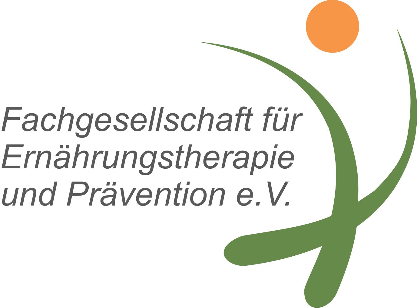 Fachgesellschaft für Ernährungstherapie und Prävention e.V. (Logo)