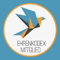 Mitglied im EOM Ehrenkodex